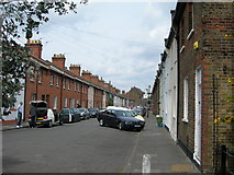 TQ2182 : Goodhall Street, NW10 by Danny P Robinson
