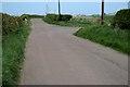 NU1931 : Road Junction, Near Westfield by Mick Garratt