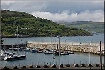D3115 : Glenarm marina by Albert Bridge
