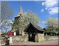 TQ4446 : St Peter & St Paul, Edenbridge, Kent by John Salmon