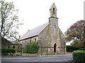 NU1201 : Longframlington United Reformed Church by Walter Baxter