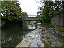 TQ2182 : Grand Union Canal near Old Oak Lane Bridge. by Danny P Robinson