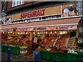TQ3175 : Food Shop on Electric Avenue by Danny P Robinson