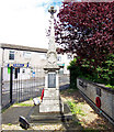 TA1014 : Ulceby War Memorial by David Wright