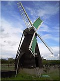 TL5670 : Wicken Fen Windpump by Gareth Hughes