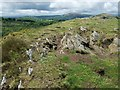 ST1585 : Caerphilly Mountain by Kev Griffin