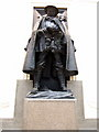 TQ2681 : War memorial Paddington Station by ceridwen