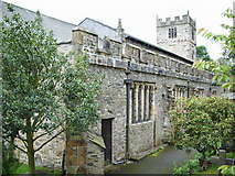 SD6592 : The Parish Church of St Andrew, Sedbergh by Alexander P Kapp