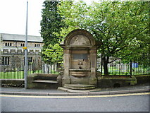 SD6592 : Drinking fountain by Alexander P Kapp