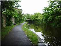 SD4861 : Lancaster Canal by Alexander P Kapp