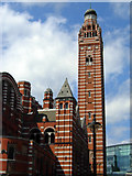 TQ2979 : Westminster Cathedral by Stephen McKay