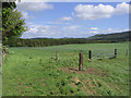 NU1214 : Arable farmland by Walter Baxter