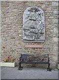 SD4161 : Bas relief sculpture, Heysham by Humphrey Bolton