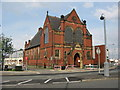 SD8010 : The Old United Reformed Church Bury by Paul Anderson