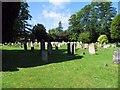 TL1714 : St Helen, Wheathampstead, Herts - Churchyard by John Salmon