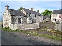 J0516 : Abandoned farm on the Foughilletra Road, Jonesborough by Oliver Dixon