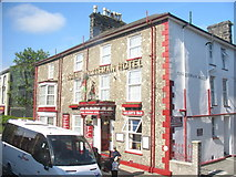 SH5638 : The Royal Sportsman Hotel, High Street by Eric Jones