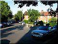 TQ2589 : Hogarth Hill by Martin Addison