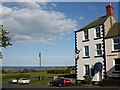 NU2322 : Sportsman Inn, Embleton by Dave Dunford