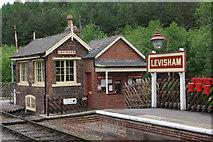 SE8191 : Levisham Station by Stephen McKay