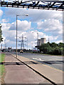 NZ4721 : Haverton Hill Road by Stephen McCulloch