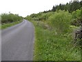 H1170 : Road near Croagh by Kenneth  Allen