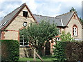 TL1669 : Old school house, Grafham by Simon Mortimer