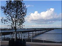 SU4208 : Hythe Pier by Colin Smith