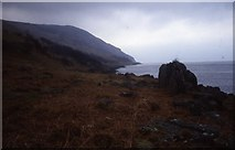 NR9751 : Laggan coast and Torr Meadhonach by Trevor Rickard