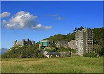 SH5730 : Harlech College by Peter Humphreys