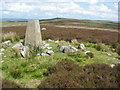 NY7160 : Cairn End (3) by Mike Quinn