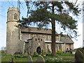 TG4119 : St. Nicholas Church, Potter Heigham by Evelyn Simak