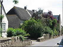 ST6012 : Thatched cottage and converted chapel by William