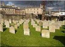 TL6463 : All Saints graveyard, Newmarket by Bob Jones