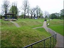 SK8608 : Park in Oakham by Graham Horn