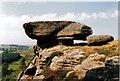 NZ0581 : Shaftoe Crags by Steve M