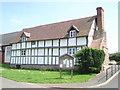 SO7161 : Clifton on Teme Village Hall by Trevor Rickard