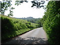 SO6961 : The Harpley Road by Trevor Rickard
