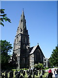 NY3704 : The Parish Church of St Mary's, Ambleside by Alexander P Kapp