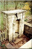 SP5036 : St Rumbald's Well by Tiger
