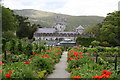 C0220 : Glen Veagh Castle and gardens, Co Donegal by Dr Neil Clifton