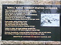 NK0242 : Plaque on RNAS Lenabo Memorial by Ken Fitlike