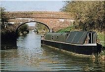 ST8860 : Whaddon Grove Bridge - No.162 - nr. Whaddon - 2004 by Maurice Pullin