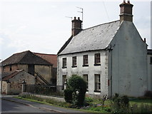 TL1589 : Farmhouse, Church Street, Stilton by Simon Mortimer