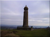SK3455 : Crich stand by peter skrobacz