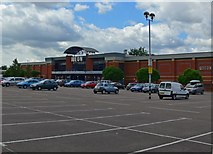 SK5802 : Odeon Cinema, Freemen's Common, Leicester by Mat Fascione