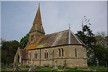 SO6658 : Edvin Loach Church by Philip Halling
