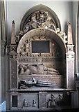 TL3706 : St Augustine, Broxbourne, Herts - Monument by John Salmon