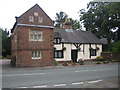 SJ3377 : Willaston: Ashtree Farmhouse by Nigel Cox