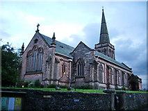 NY2623 : The Parish Church of Keswick, St John by Alexander P Kapp